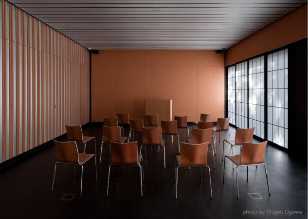 五島美術館集会室