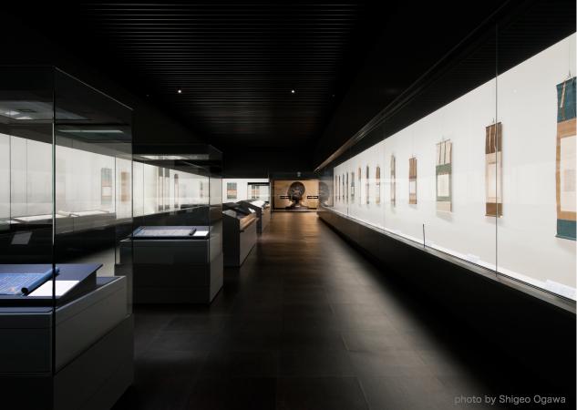 五島美術館展示室1